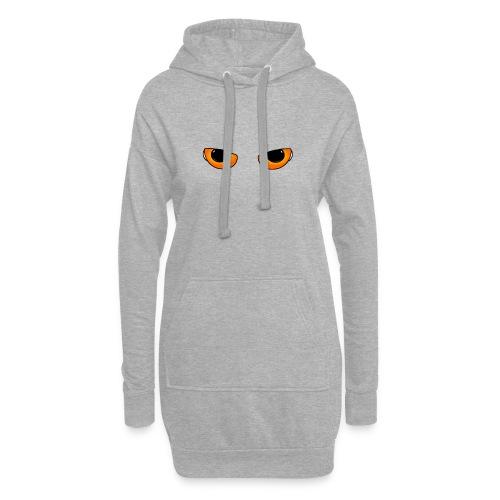 Cateyes - Hoodie Dress