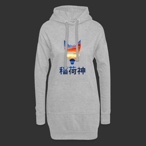 Inari Fox (Fuji Edition) - Sweat-shirt à capuche long Femme