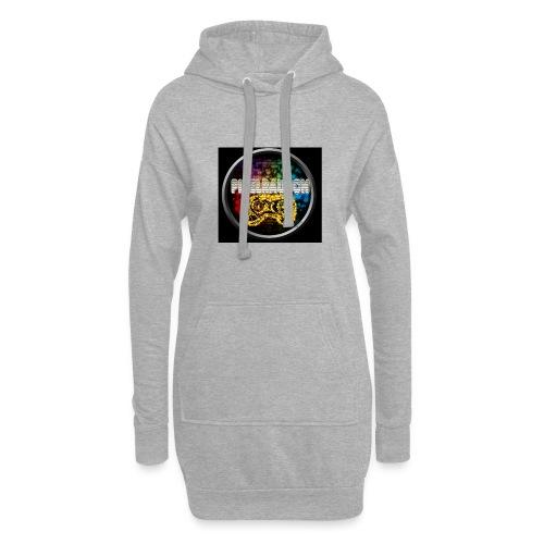 Pixelrausch Fanartikel - Hoodie-Kleid