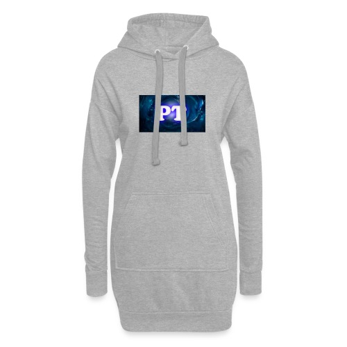 Project T Logo - Hoodie Dress
