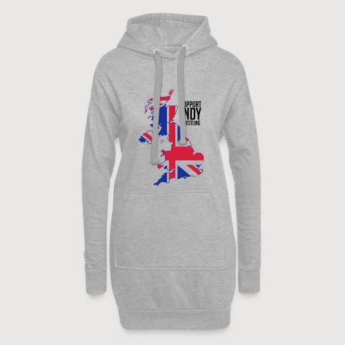 Indy Britain - Hoodie Dress