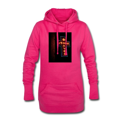 Jesus Saves - Hoodie Dress