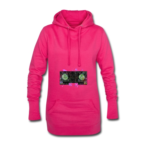 T-shirts design electronic music - Hoodie Dress