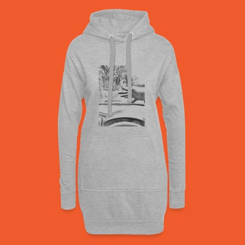 Well wave T-Shirt - Hoodie Dress
