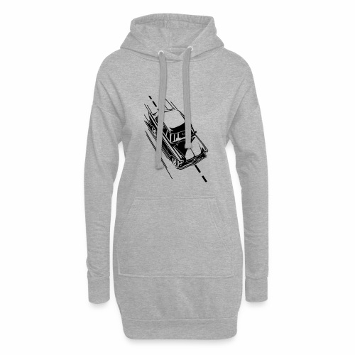 Trabi auf Tour - Hoodie Dress