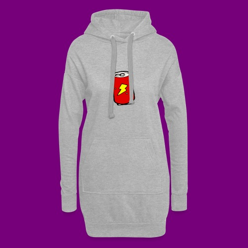 Cola Design - Hoodie Dress