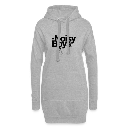 Noisy Boys Splash Classic - Sweat-shirt à capuche long Femme