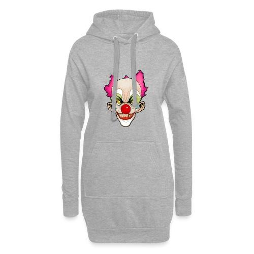 clown - Sweat-shirt à capuche long Femme