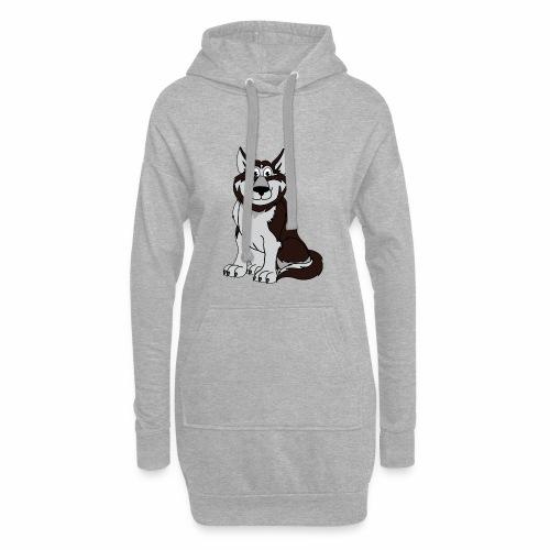 Husky - Hoodie-Kleid