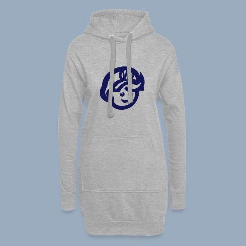 logo bb spreadshirt bb kopfonly - Hoodie Dress