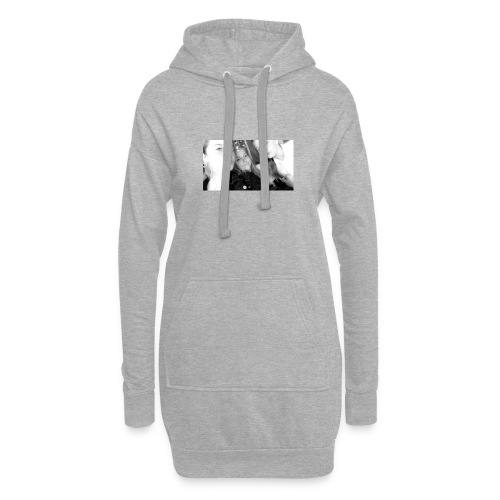 MEGAN ABI AND GEORGINA MERCH - Hoodie Dress