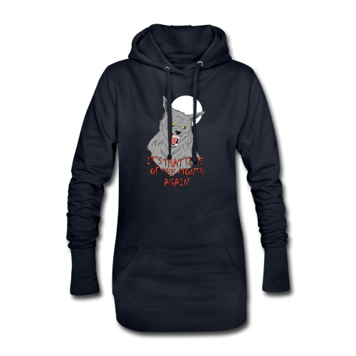 That Time of the Month - Hoodie Dress