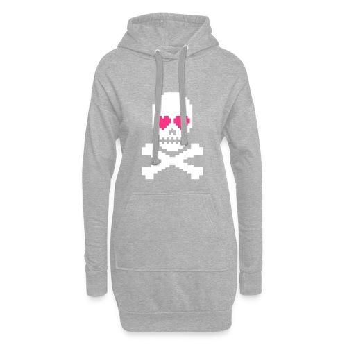 Skull Love - Hoodiejurk