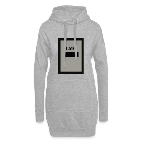 LAMOND- G collection no.7 Divide - Hoodie Dress