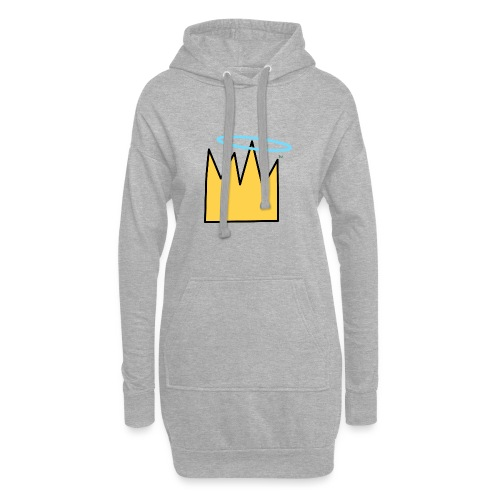 Crown Halo baby's - Hoodiejurk