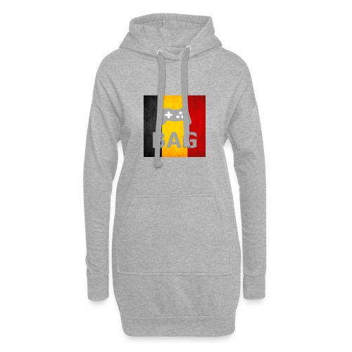 BelgiumAlpha Games - Hoodie Dress