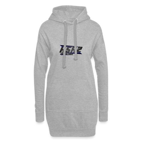 Sweater met logo - Hoodiejurk