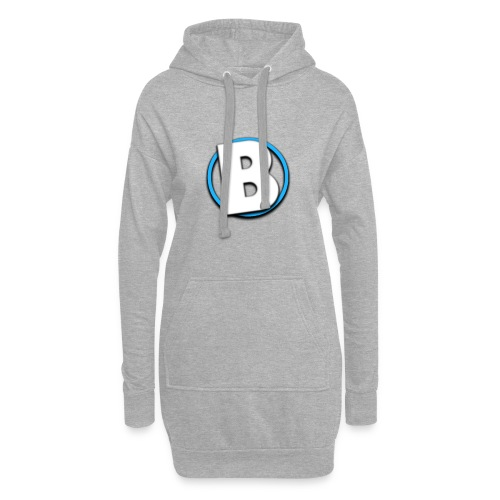 Bumble Logo - Hoodie Dress