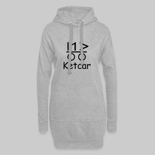 Ketcar - Hoodie-Kleid
