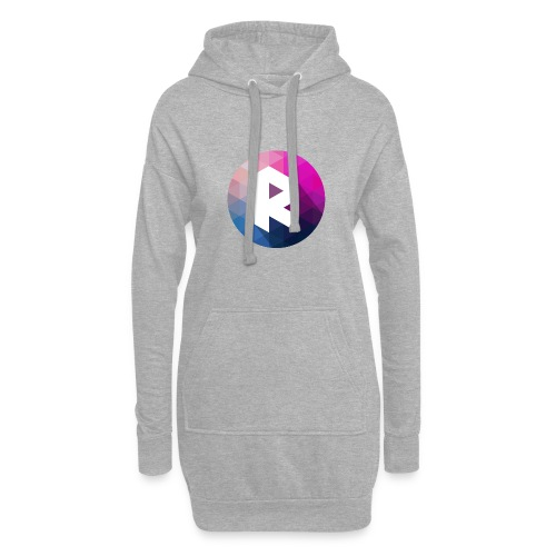 radiant logo - Hoodie Dress