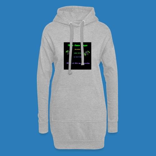 LUISJAKUBINTRO-jpg - Hoodie-kjole