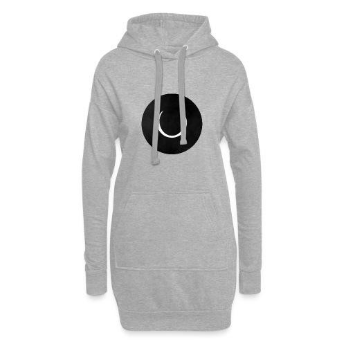 Unhealthy Logo - Hoodie-Kleid