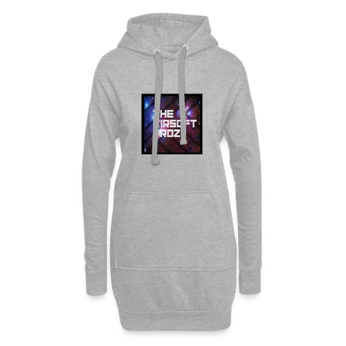 TheAirsoftProz Galaxy Mens Long Sleeve - Hoodie Dress