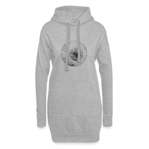Eyedensity - Hoodie Dress