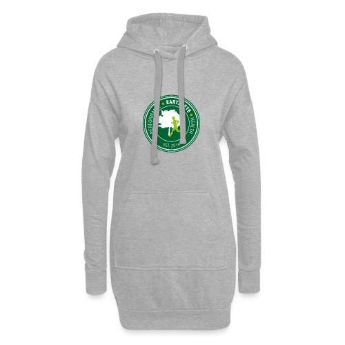 EARTHLETE Brand Logo - Hoodie-kjole