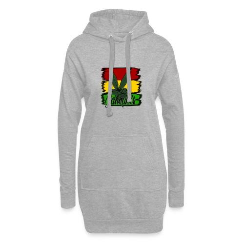 Cannabis - Hoodie-kjole