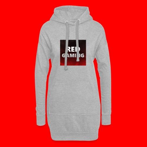 RED DESIGN - Hoodie Dress
