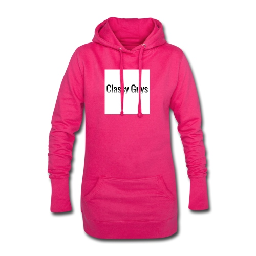 Classy Guys Simple Name - Hoodie Dress