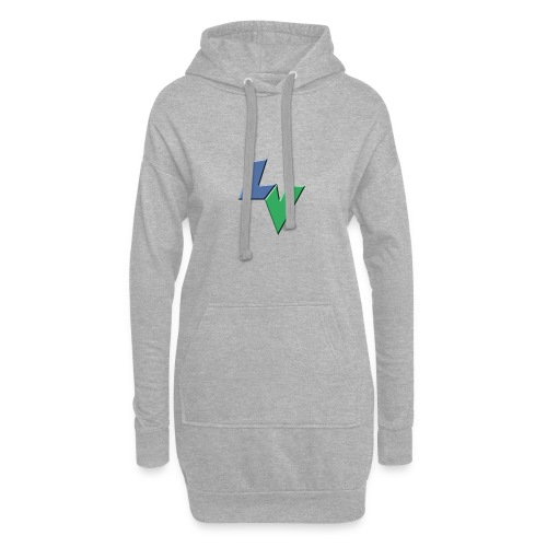LeoVeo LV Logo - Hoodie Dress