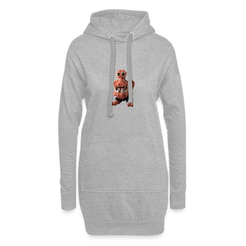 Very positive monster - Hoodie Dress