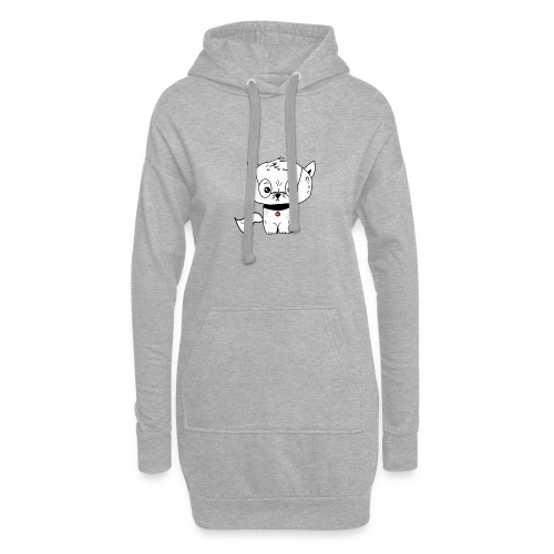 Grumpy cat Crittercontest - Hoodie-Kleid