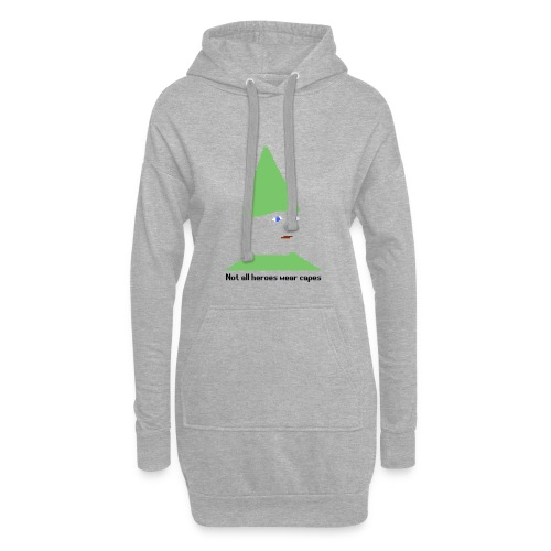 Not all heroes wear capes Cup - Hoodie Dress
