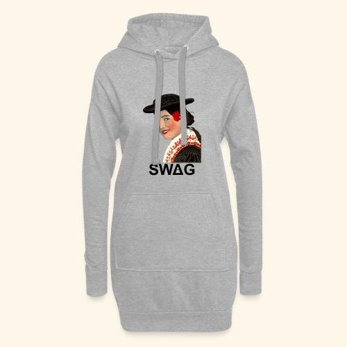 Tiroler Swag - Hoodie-Kleid