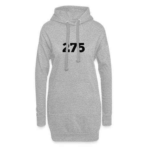 275 - Hoodie Dress