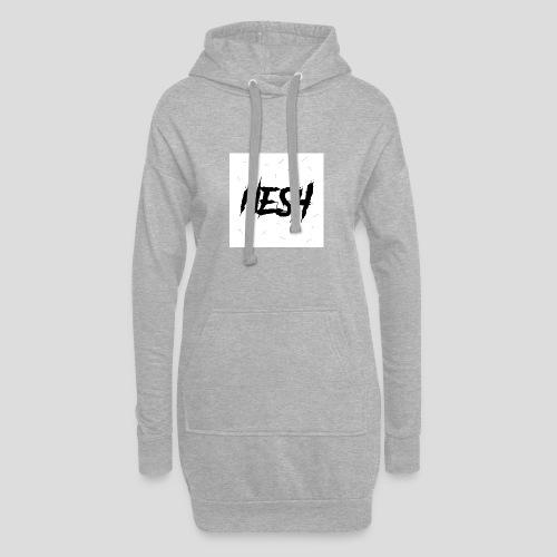 Nesh Logo - Hoodie-Kleid