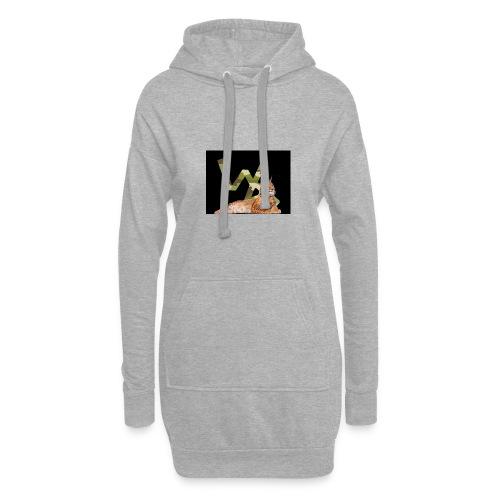 Wakr Lynx - Hoodie Dress