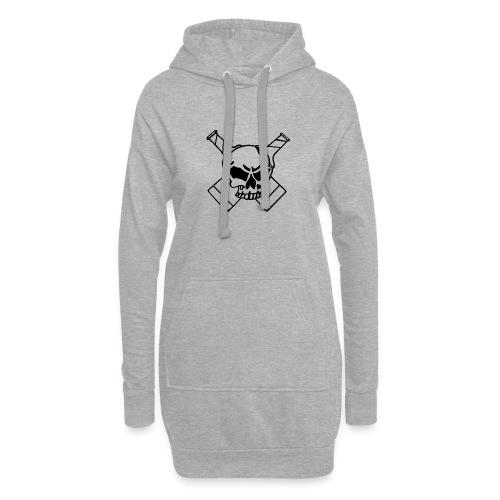 Skull png - Hoodie-Kleid