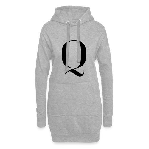 Q - Hoodie Dress