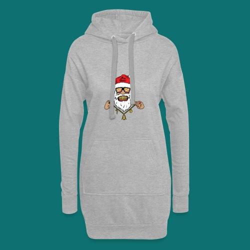Dope Santa - Vestitino con cappuccio