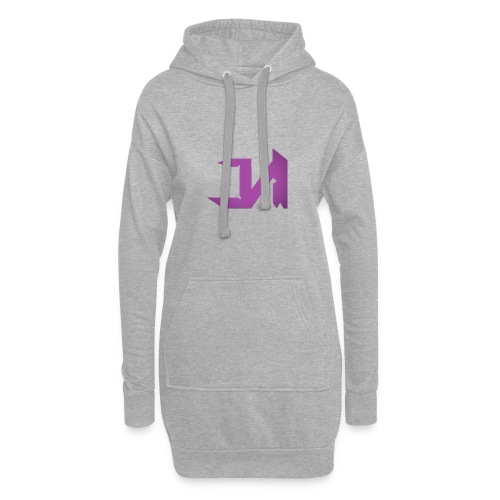 Female J&M Clan T-Shirt - Hoodie Dress