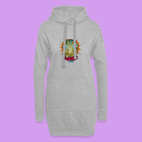 Katt Willow - Hoodie Dress