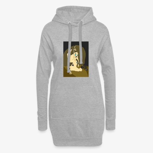 Jester's Museum of Horrors - Specimen 2 - Hoodie Dress