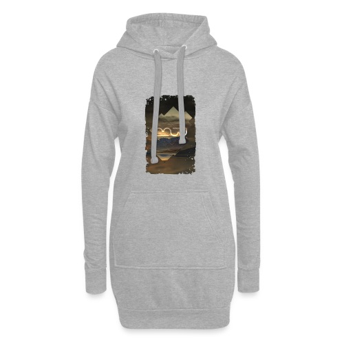Men's shirt Album Art - Hoodie Dress