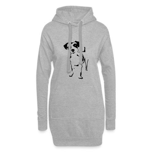 Jack Russell Terrier - Hoodie-Kleid