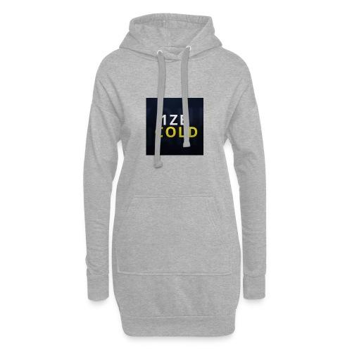 Merch Logo - Hoodie-Kleid