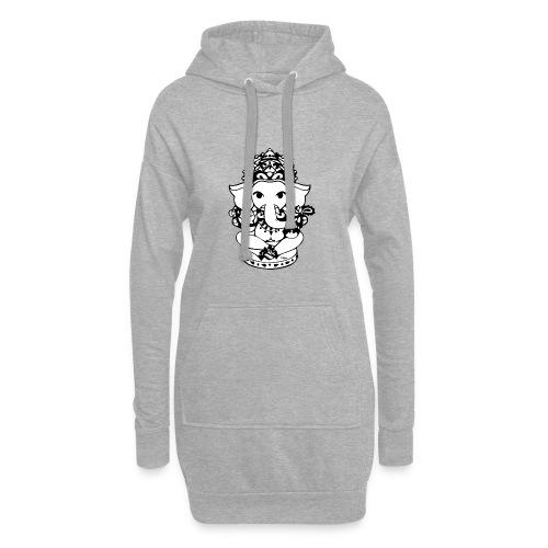 Wee Ganesh - Hoodie Dress